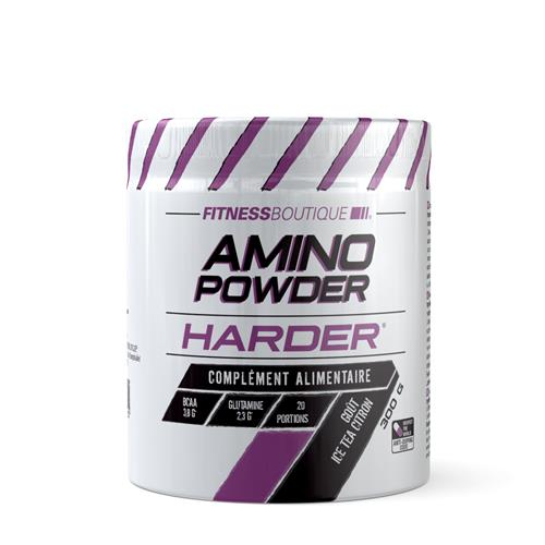 Aminoacidi AMINO POWDER Harder - Fitnessboutique