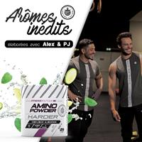 Aminoacidi AMINO POWDER HARDER LIMITED EDITION BODYTIME Harder - Fitnessboutique