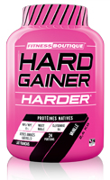 Aumento Peso Harder HARD GAINER HARDER
