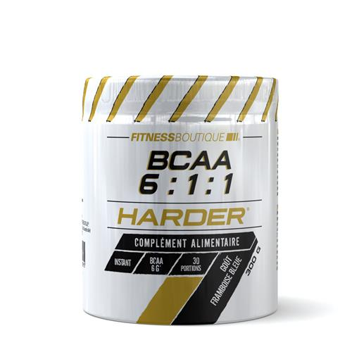 Aminoacidi Harder BCAA 6 1 1