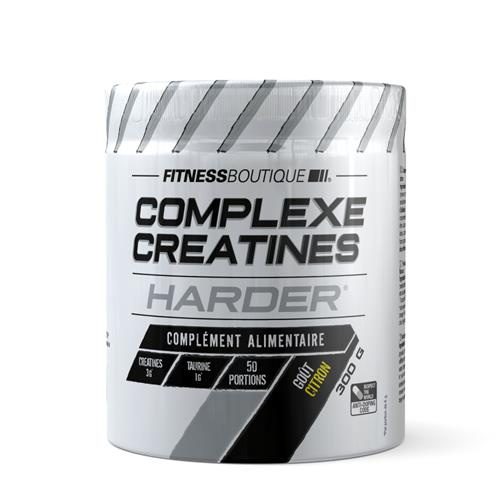 Creatine Harder COMPLEXE CREATINES