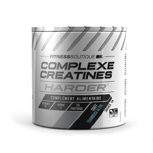 Creatine COMPLEXE CREATINES Harder - Fitnessboutique