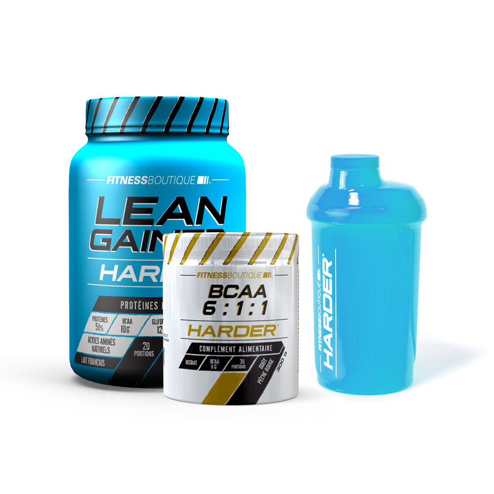 Harder PACK LEAN GAINER
