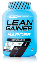 Aumento Peso Harder LEAN GAINER