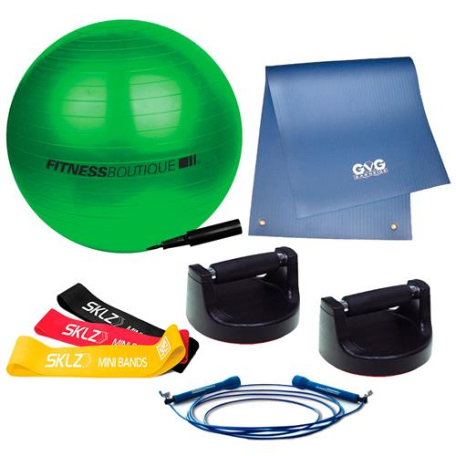 Accessori Fitness Fitnessboutique PACK MISTO