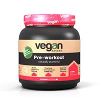 pre-allenamento PRE WORKOUT NATURALLY POWERFULL Vegan Sport - Fitnessboutique