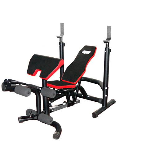 Panche Fitness Doctor Black Bench