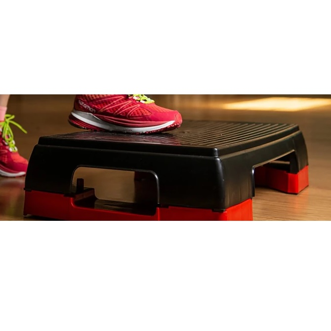Fit' & Rack STEP CON BOOSTER