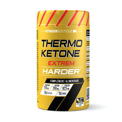 Definizione e asciugare Harder THERMO KETONE HARDER
