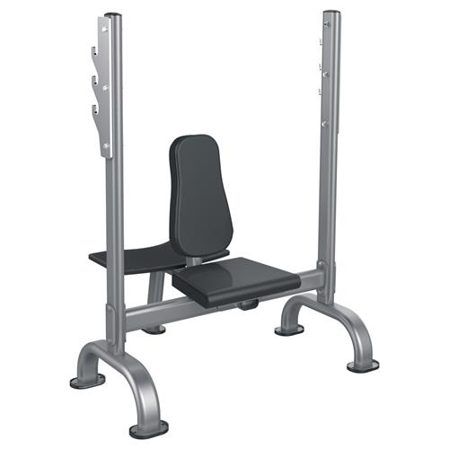 Panche Heubozen SHOULDER BENCH PRESS