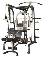 Smith Machine e Squat MOOVYOO Smith Machine Cobra