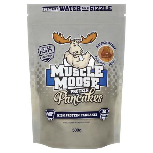 Cucina - Spuntini PROTEIN PANCAKES Muscle Moose - Fitnessboutique