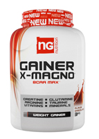 Aumento Peso NGNutrition Gainer X Magno 2