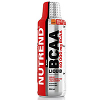 Aminoacidi BCAA LIQUID 500 ml Nutrend - Fitnessboutique