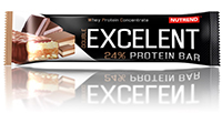 Barrette proteiche Nutrend Excelent Protein Bar Double
