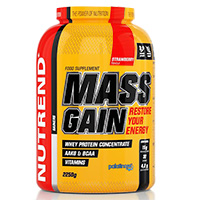 Aumento Peso Mass Gain Nutrend - Fitnessboutique