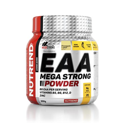 Aminoacidi EAA MEGA STRONG POWDER Nutrend - Fitnessboutique