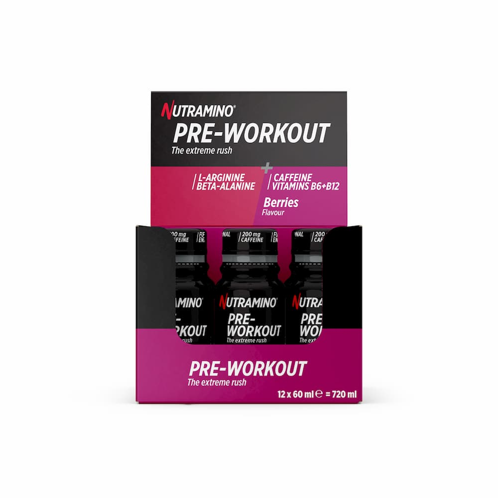 Nutramino PRE WORKOUT +PRO