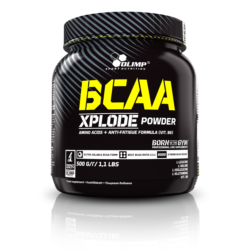 Olimp Nutrition BCAA Xplode Powder Orange