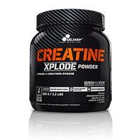 Creatine Olimp Nutrition Creatine Xplode Powder Orange