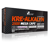 Creatine Olimp Kre Alkalyn 2500 Mega Caps