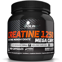 Creatine Creatine Mega Caps Olimp Nutrition - Fitnessboutique