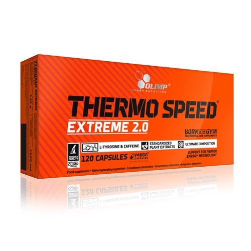 Definizione e asciugare Olimp Nutrition THERMO SPEED EXTREME 2.0
