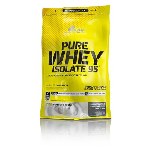 proteine Olimp Nutrition Pure Whey Isolate 95