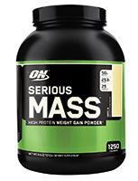 Aumento Peso Optimum Nutrition Pack Serious Gain