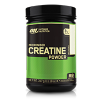Monoidrato Optimum Nutrition Creatine Powder