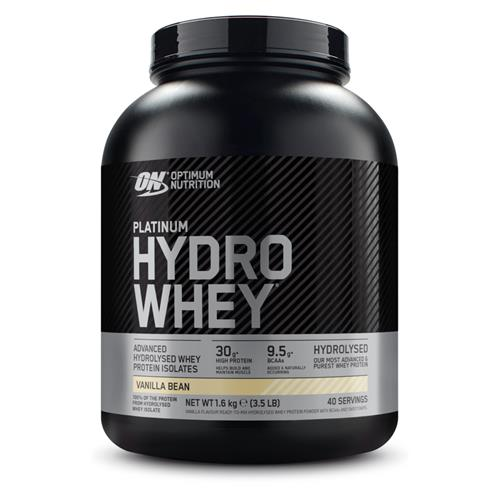 proteine Platinum HydroWhey Optimum Nutrition - Fitnessboutique