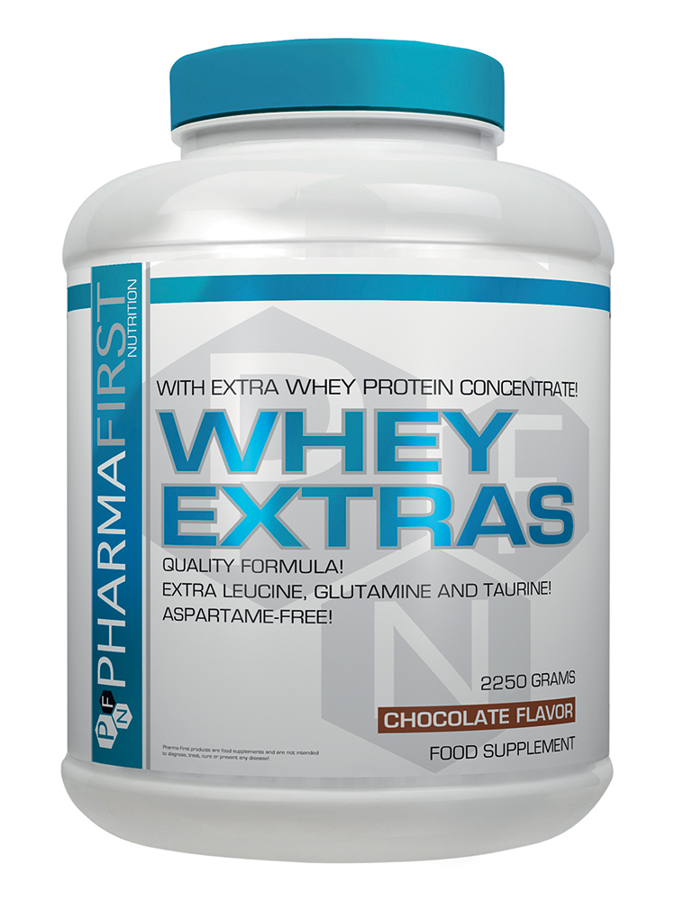Pharma First Whey Extras