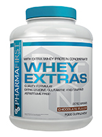 Whey Proteine Pharma First Whey Extras