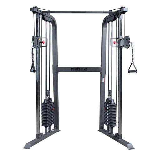 Panche Multifunzione Powerline FUNCTIONAL TRAINER 2 X 75 KG
