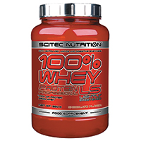 proteine Scitec Nutrition 100% Whey Protein Professional LS