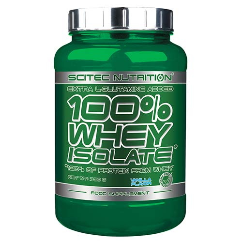 Scitec Nutrition 100 % Whey Isolate