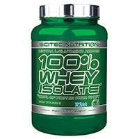 proteine Scitec Nutrition 100 % Whey Isolate