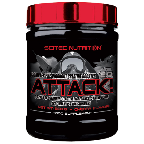 Scitec Nutrition Attack 2