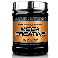 Creatine Scitec Nutrition Mega Creatine