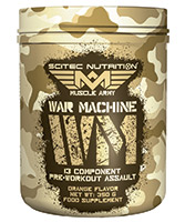 pre-allenamento Scitec Nutrition WAR MACHINE