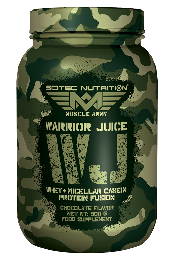 Mix Proteine Scitec Nutrition Warrior Juice