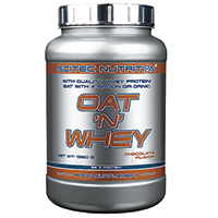 Aumento Peso Scitec Nutrition Oat N Whey