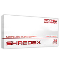 Brucia grassi Scitec Nutrition Shredex