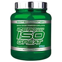 Termogenici Scitec Nutrition Zero Sugar Zero Fat IsoGreat