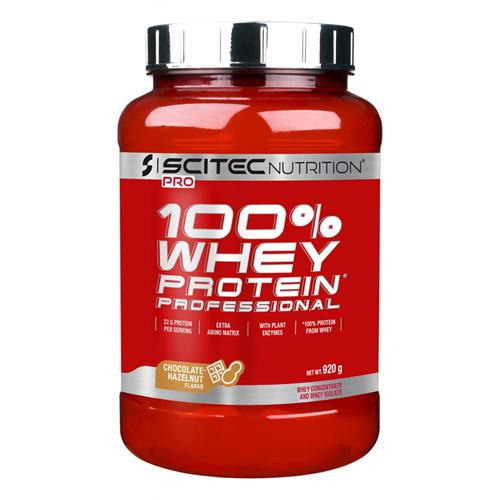 proteine Scitec Nutrition 100% WHEY PROTEIN PROFESSIONAL