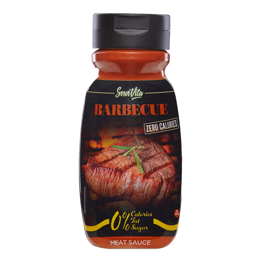 Servivita SAUCE SALSA AL BARBEQUE