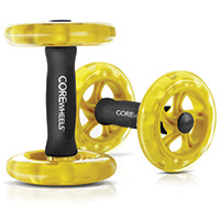 Ruote per addominali Core Wheels SKLZ - Fitnessboutique