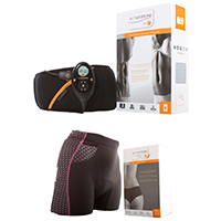 Fascia - Shorts Slendertone Fascia Abs7 + Bermuda Bottom
