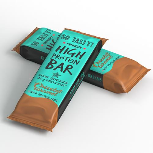 Barrette proteiche SoTasty HIGH PROTEIN BAR