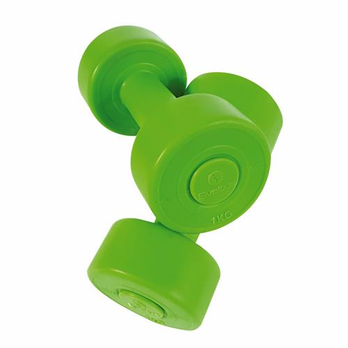 Accessori Fitness Manubri in Vinile 1kg (paio) Sveltus - Fitnessboutique